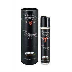 Aceite de masaje  coco plaisir secret 59 ml