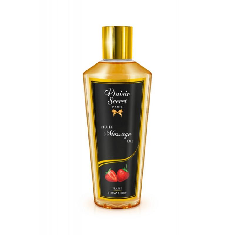 Aceite de masaje fresa plaisir secret 250 ml