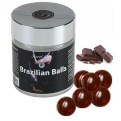 Tarro 6 brazilian balls chocolate