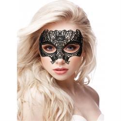 Mascara princess black lace fantasía