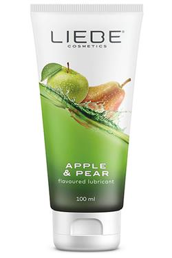 Lubricante apple & pear 100 ml