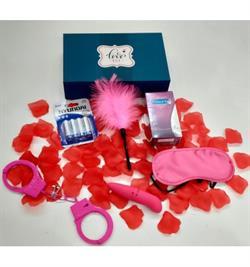 Caja regalo Loveboxxx para parejas 7 piezas