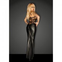 Vestido  F140 goddess powerwetlook talla S