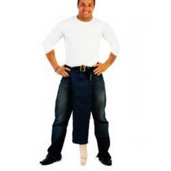 Disfraz 3º pierna