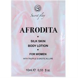 Locion corporal piel de seda monodosis