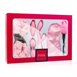 Set de regalo I Love Pink Gift Box