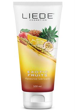 Lubricant Exotic Fruits liebe  100 ml.