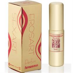 Perfume con feromonas mujer ferowoman 20ml