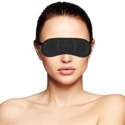 Máscara antifaz darkness negro